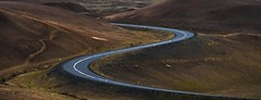 This is Iceland (martin palmqvist (ALBUMS)) Tags: scenicsnotjustlandscapes iceland roads volcanic