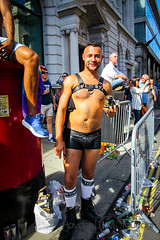 Pride-In-London-17-0554.jpg (HMPHOTOLONDON) Tags: canon lovehappenshere pride 2017 photographer london prideinlondon gay harness leather hotpants