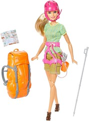 2017 M2M Rock climbing doll (toomanypictures1) Tags: 2017 made move barbie rock climber mattel upcoming