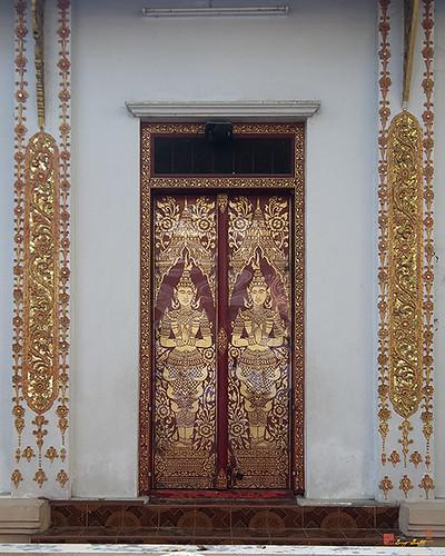 Wat Chetuphon Phra Wihan Window (DTHCM1327)