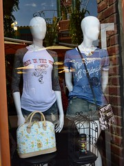 Disneyland Visit 2017-07-09 - Downtown Disney - Vault 28 Window Displays (drj1828) Tags: disneyland visit 2017 downtowndisney vault28