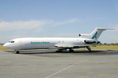 VH-VLI Boeing 727-277(F) Australian Air Express (pslg05896) Tags: per ypph perth westernaustralia vhvli boeing727 australianairexpress