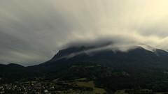 5 minutes!! (Alessio Bertolone) Tags: vigolana mountain montagna longexposure lungaesposizione nuvole clouds paesaggio landscape light luce trentino italy italia