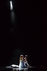 Dance (NaomiCattan) Tags: dance dancer dancing dress white woman live lightroom light lights concert jazz jazzdance israel raanana girl girls contemporary show stage nikond5100 song cool cute love black ballet ballerina nikon nice music modern model