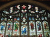East window (Granpic) Tags: staffordshire leek leekchurch allsaintsleek eastwindow stainedglass vidreriadecolores vitrail artscrafts morriscolondon burnejones