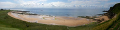 Elie beach and St Andrews (wheehamx) Tags: fife coastal path elie st andrews chain walk