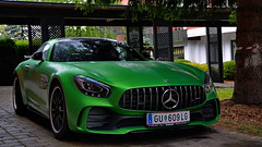 Green Hell Magno (mufracsek) Tags: mercedes amg gt amggt gtr nikon d7100 austria ausztria wörthersee velden veldenamwörthersee car supercar auto autó exotix pengeverdák green 2017