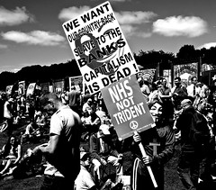 Anonymous (Kev Stock) Tags: people durham gala miners leftwing politics nhs anonymous tory labour tories protest capitalism rightwing