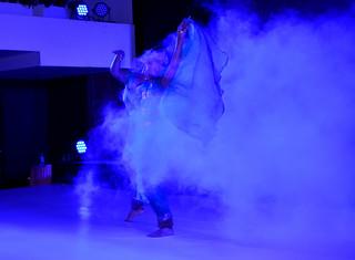 Porous Earth Ballet-Kiranmayee