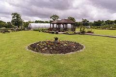 Netherthird Community Gardens-5 (stoneleighboy) Tags: scotlandsgardens ayrshire pergola artandsculpture seasons summer