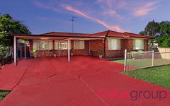4 Ambrose Street, Glendenning NSW