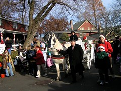 15 Horse & Carriage (megatti) Tags: carriage christmas horse lahaska pa parade peddlersvillage pennsylvania