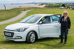 Hyundai i20 1.2SE. 2017. (CWhatPhotos) Tags: cwhatphotos olympus omd em5 mk ii mkii panasonic 25mm prime lens digital camera photographs photograph pics pictures pic picture image images foto fotos photography artistic that have which with contain art light auto automobile car white hyundai i20 hyundaii20 12se 12 se vehicle 2017 new brand flickr