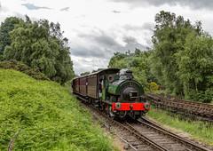 Tanfield Railway 11-6-2017 (KS Railway Gallery) Tags: tanfield railway uk steam terrace junction industrial