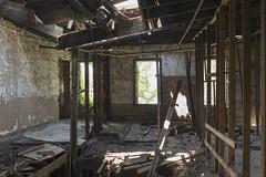 WheatleyHoleWide (www.vanishingnewengland.com) Tags: urbex abandoned hospital decay architecture kansas city missouri kcmo medical ue urban exploration explore history asylum stone