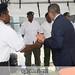 President Carmona Visits Sick Bay
