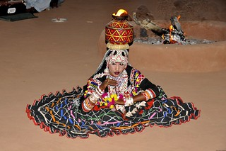 Thar Dancer - Danseuse du désert du Thar