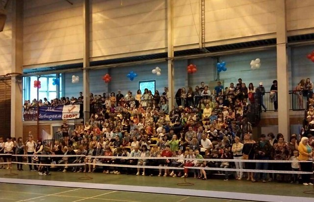 Пензенские гимнасты взяли 5 наград натурнире напризы А. Немова