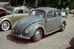 Wanroij 2017 - 35mm film (Ronald_H) Tags: wanroij 2017 35mm film fm10 nikon vw volkswagen aircooled air cooled classic car beetle bug old split bretzel pretzel bril