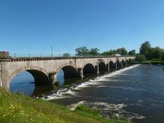 Pont canal (soleil bleu (autre compte)) Tags: canal loire pontcanal bourgognedusud