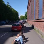 Sideways, Helsinki, Finland, 09.06.2017 thumbnail