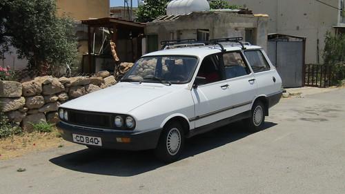 Renault 12, Famagusta