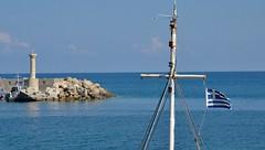 The port of Hersonissos (1)