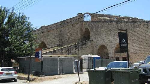 Conservation work, Famagusta