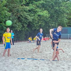 "Beachhandbal Toernooi Winterswijk 2017 • <a style=""font-size:0.8em;"" href=""http://www.flickr.com/photos/131428557@N02/34754057113/"" target=""_blank"">View on Flickr</a>"