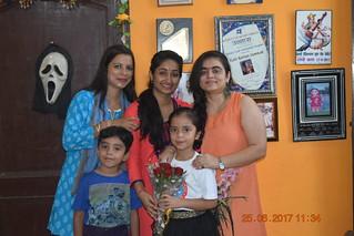 swati honour