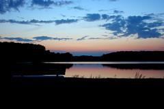 Binnenwasser 4 (Von Noorden her) Tags: sundown sonnenuntergang water wasser sea pond binnenwasser neustadt holstein boat boot boote wolken cloud clouds wolke schatten shadows night nacht abend evening