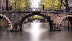 Bridges Of Amsterdam (Nico Geerlings) Tags: amsterdam ngimages nicogeerlings nicogeerlingsphotography bridge pont canal fujifilmxt2 xf56mm fujinon holland netherlands longexposure herengracht leidsegracht historic