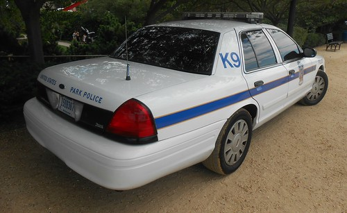 US Park Police K9 Crown Vic