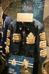 IMG_3264 (Mark Whitmarsh Photography) Tags: icehockey halloffame icehockeyhalloffame hockey canadasgame skates sticks pucks jersey museum sport toronto canon canoneos400ddigital canoneosdigital400d daytrip day stadium city citylife canada halloween train railways skyline skyscraper rain wet blue jays bluejays gobluejays