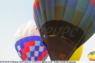 2016-08-05 0748 2016 Indiana State Fair Hot Air Balloons