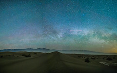 Milky Way over Death Valley National Park (BrendanBannister) Tags: arizona utah nevada las vegas valley fire monument mojave desert lava tubes horseshoe bend page zion national park astro milky way long exposure watchman sunset death alabama hills