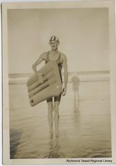 Gordon Ritchie, 1940 (RTRL) Tags: byronbay surflifesaving surfclub surflifesavingcarnival