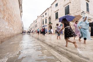 Rain in Old Town