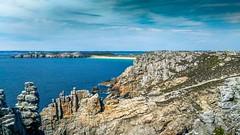 Pointe de Pen-Hir (einaz80) Tags: pen hir penhir crozon pointe point peninsula penisola bretagne brittany bretagna france francia