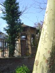 Beauvais Disparu (jacobine2010) Tags: gloriette cabane patrimoine disparu jardin beauvais oise picardie