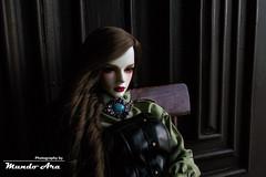 Crônica 61 (Mundo Ara) Tags: azalea impldoll bjd sd doll