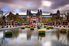 I AMSTERDAM (Fabien Georget (fg photographe)) Tags: rijksmuseum holland musée longexposure landscape paysage sky ayezloeil beautifulearth bigfave canoneos600d canon elitephotography elmundopormontera eos fabiengeorget fabien fgphotographe flickr flickrdepot flickrunited georget geotagged flickunited longue mordudephoto cityscape paysages perfectphotograph perfectpictures wondersofnature wonders supershot supershotaward theworldthroughmyeyes shot poselongue photography photo greatphotographer french touch monument bluehour slowshutter blue hour heure bleue amsterdam eau waterscape paysbas