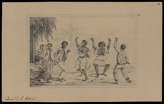 Danse de la Battuca à St.Paul (BNDigital) Tags: escravos samba batuque batucada umbigada festa percussion percussão music musica african ritmo rythm