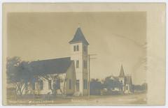 Presbyterian and Christian Churches (SMU Central University Libraries) Tags: churchbuildings presbyterianchurch