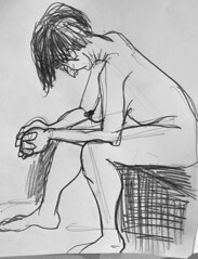 sin título (eltiodiego) Tags: dibujo figura femenina croquis