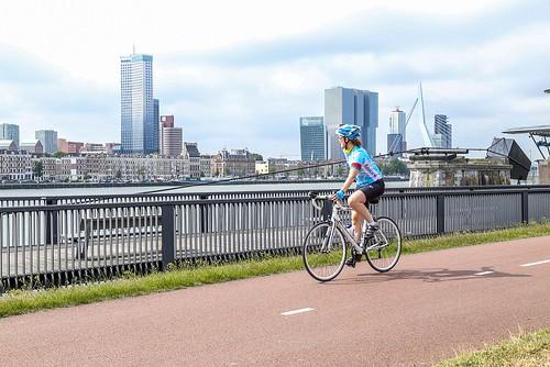 Uitzicht Rotterdam low res