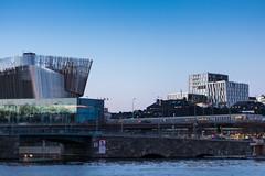 Cityscape (Infomastern) Tags: stockholm waterfront bridge building