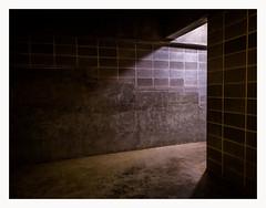 Hallway (Rick Olsen) Tags: hallway dark minimal minimalist less simple