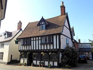 The Green Dragon, Wymondham, Norfolk