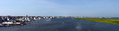 Ocean City, New Jersey (C r u s a d e r) Tags: oceancitynj newjersey usa nj causeway shore bay ptgui panorama pentaxk3 summer city